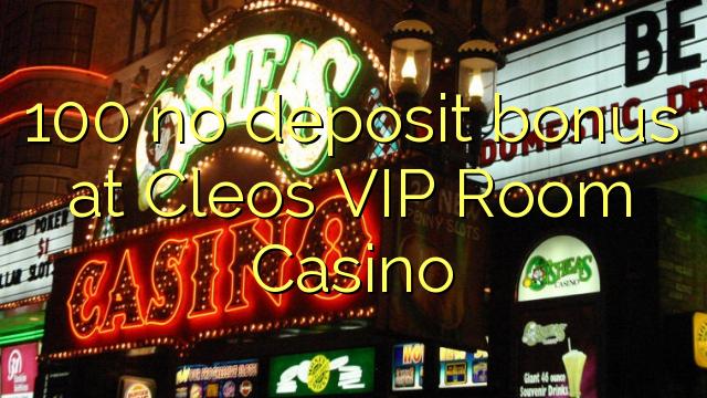 Cleo Vip No Deposit